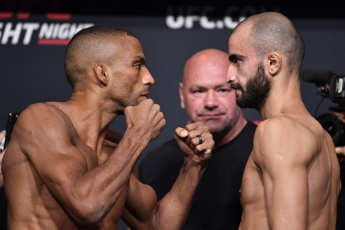 What To Expect From UFC Fight Night 2021 Barboza vs. Chikadze?