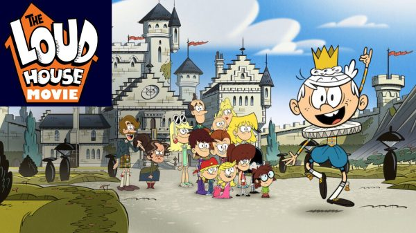 Where To Watch The Loud House Movie
