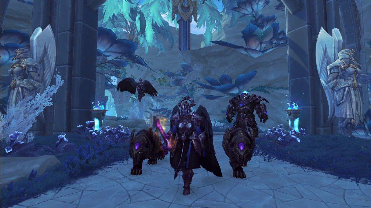 World of Warcraft new update