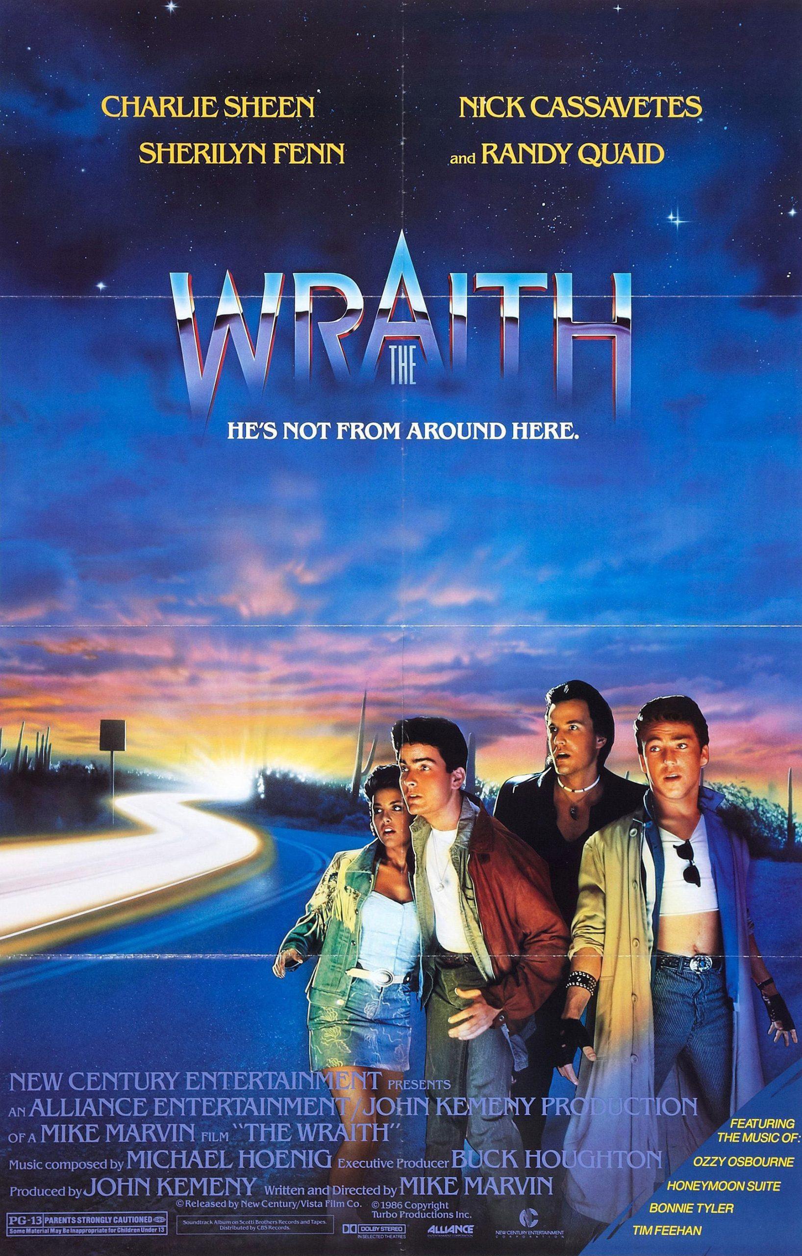 Where Was The Wraith Filmed