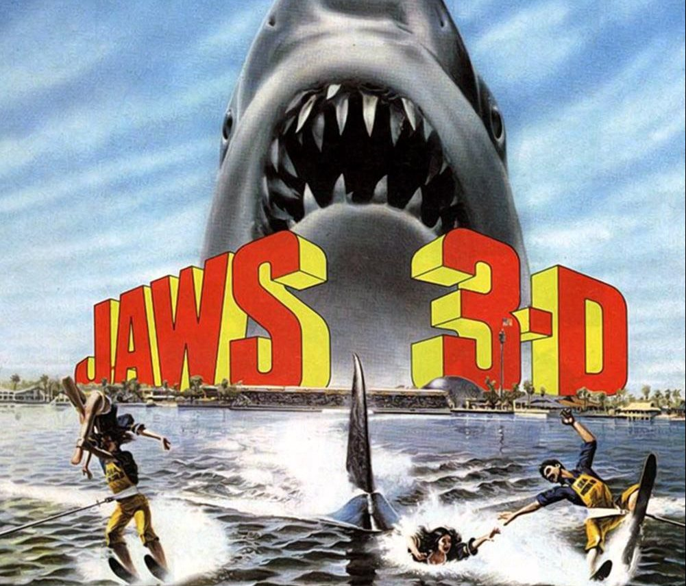 Where was Jaws 3 filmed?