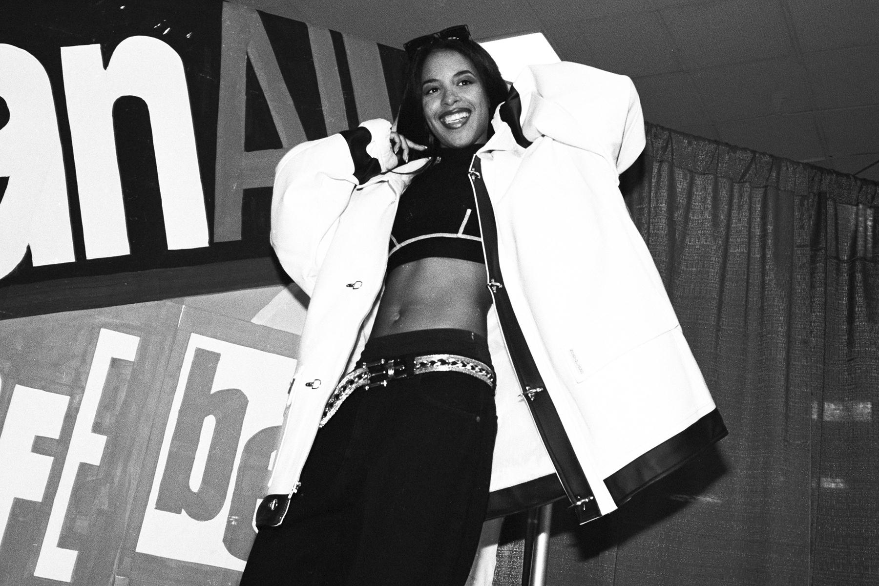 Was Aaliyah pregnant?