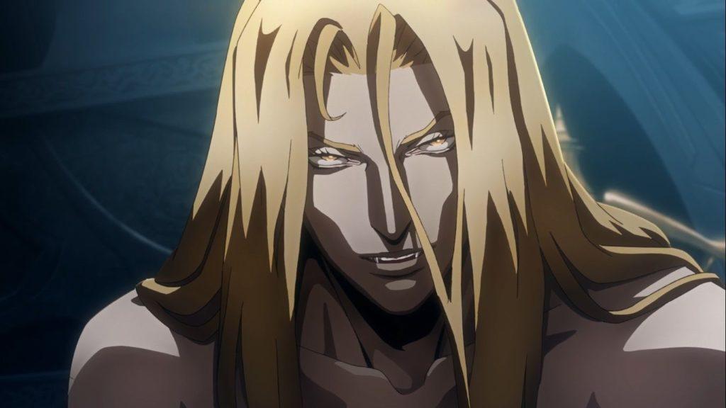 anime like Dota