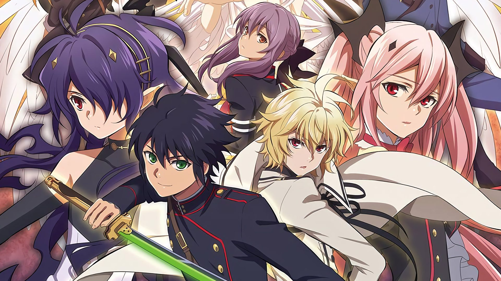 Seraph Of the End.