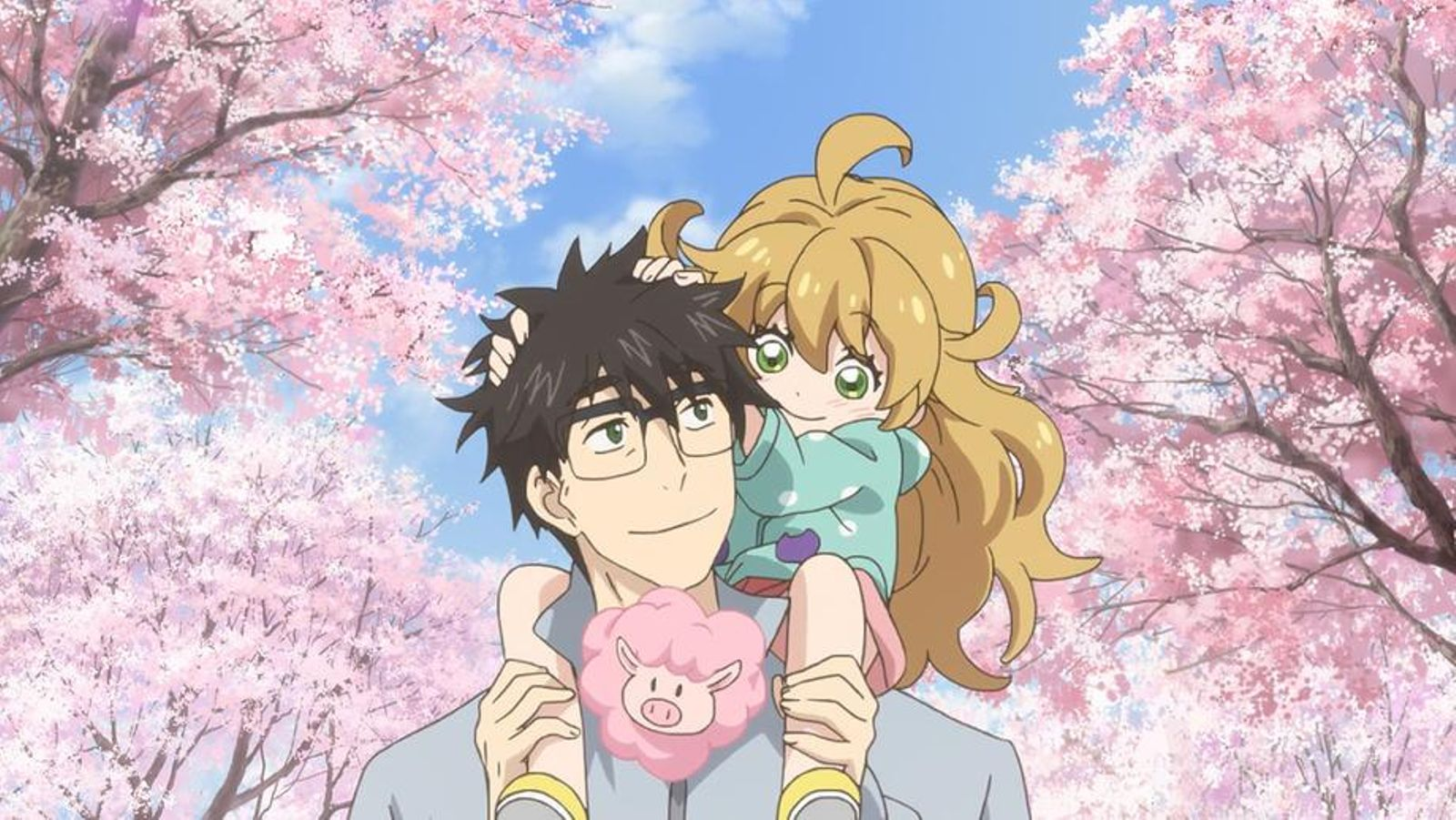 anime to watch on easter