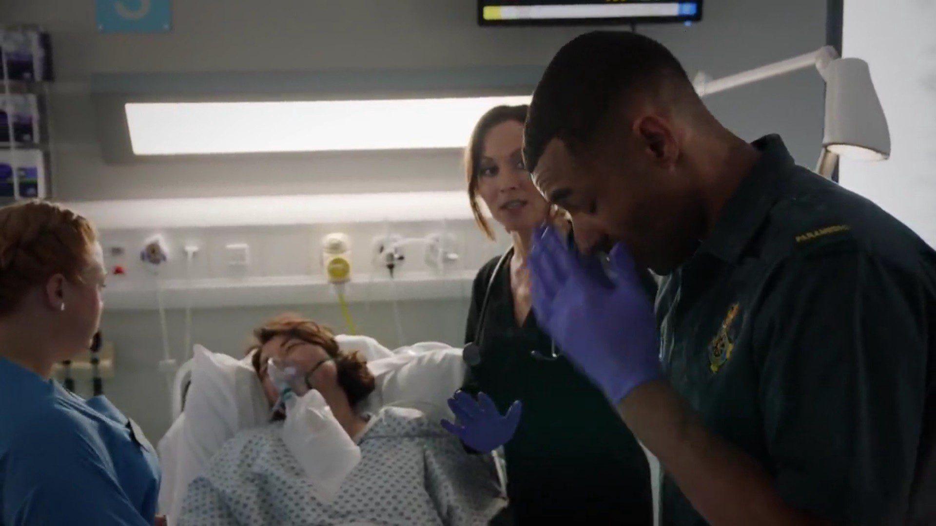 Casualty Season 36 Episode 1 Spoilers