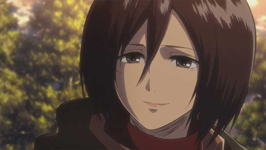 Mikasa End Up With