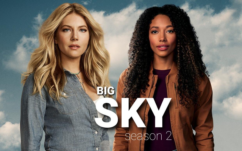 Big sky season 2 release date