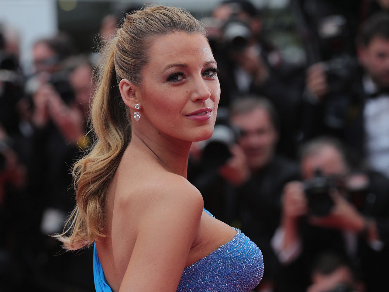IS Blake Lively Pregnant