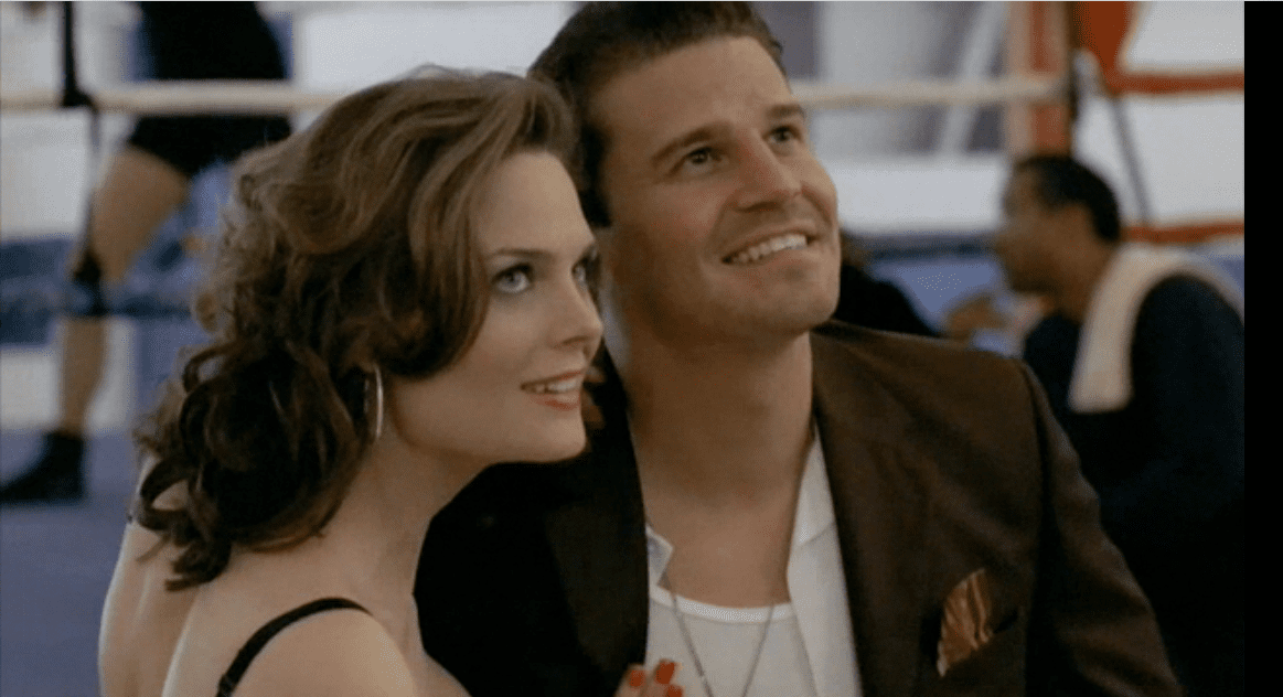 When do Booth and Bones Start Dating