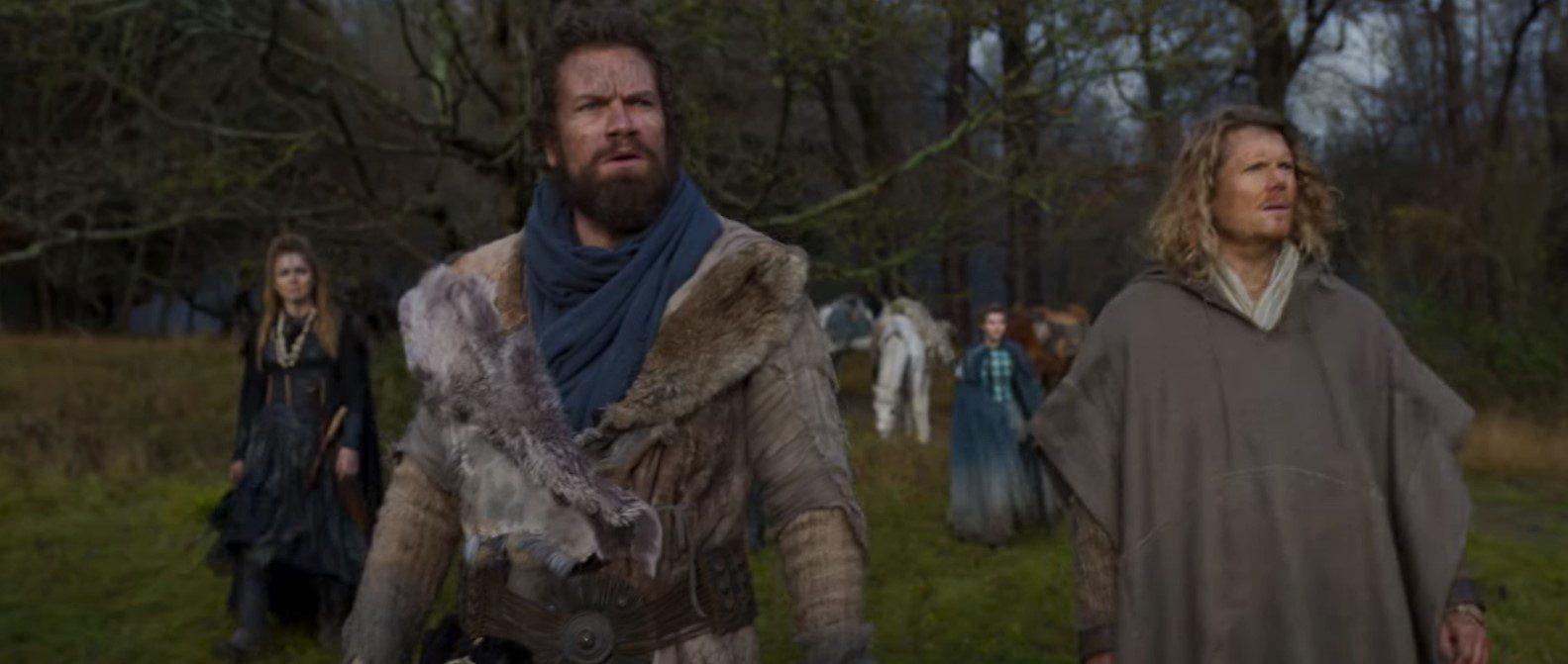 Britannia Season 3 Release Date