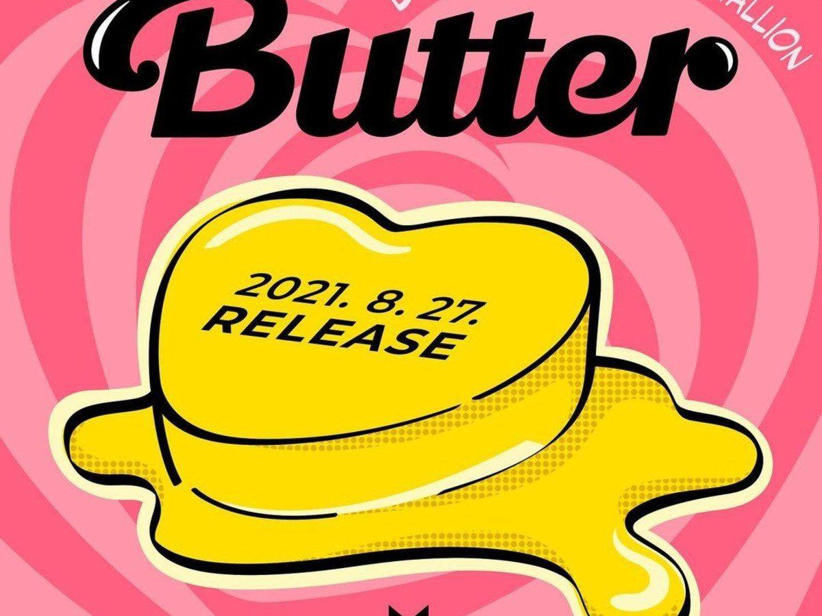 BTS Butter remix Megan Thee Stallion release date