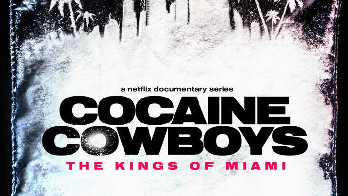 The poster of Cocaine Cowboys