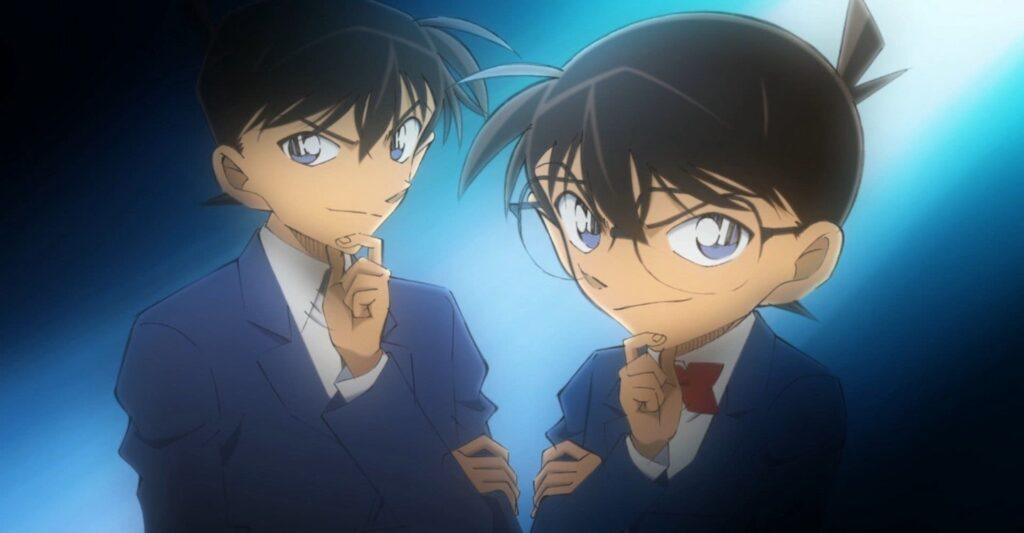 Detective Conan, anime like Millionaire Detective
