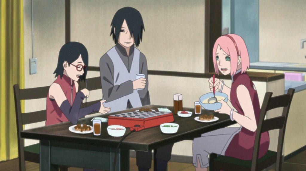 How Old is Sasuke in Boruto