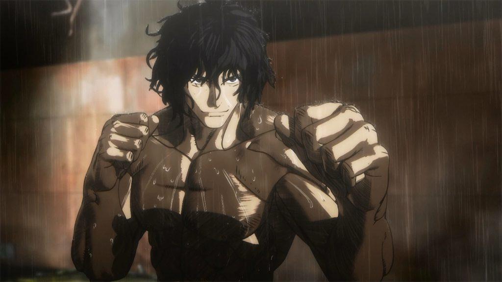 Kengen Ashura, Anime like JoJo