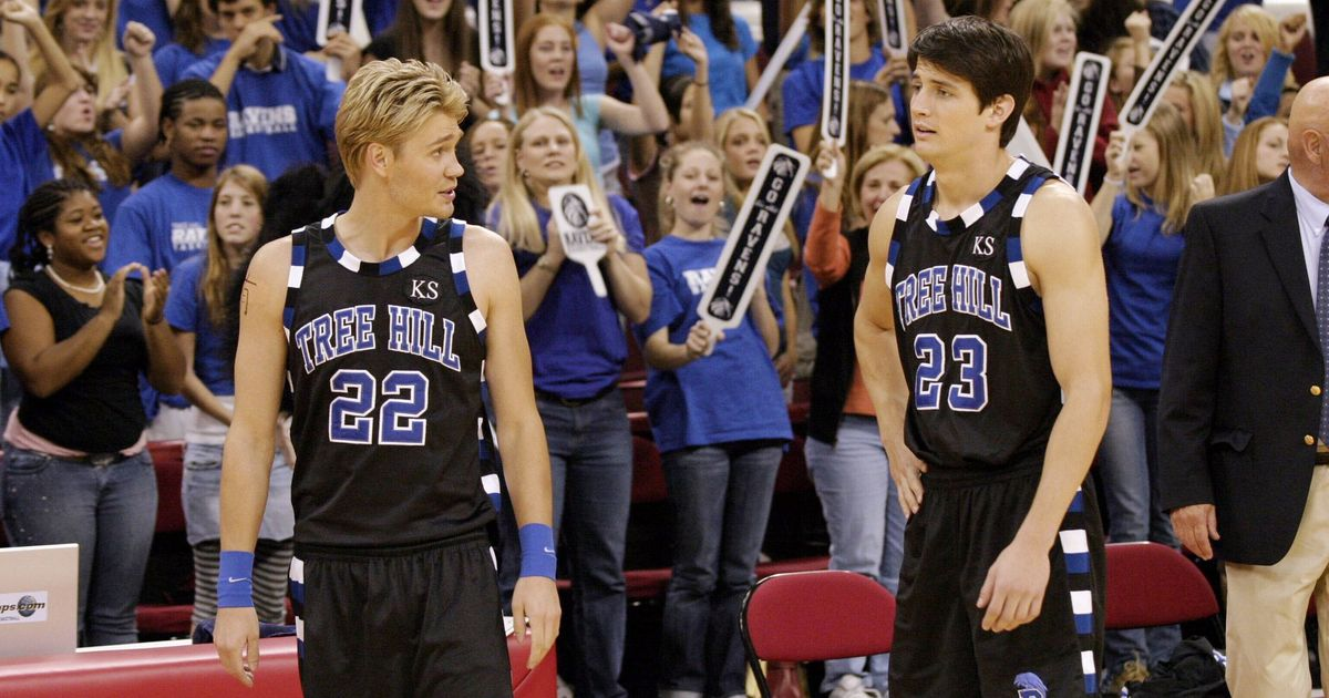 Who Does Nathan Scott End Up