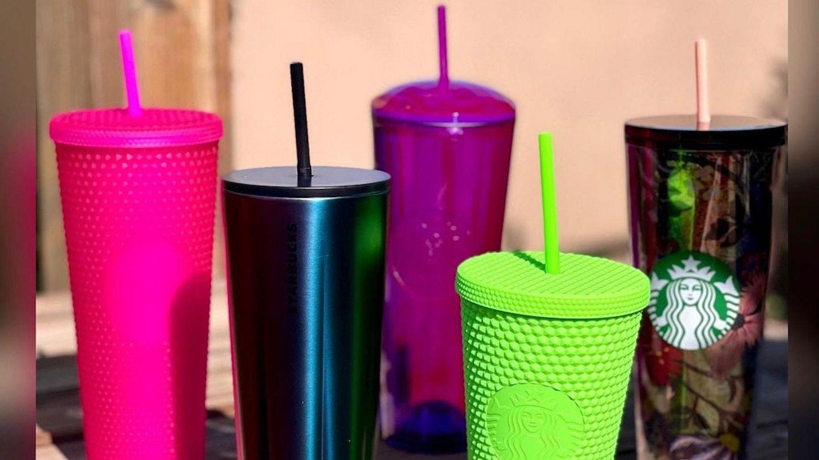 Starbucks cups releasing 2021