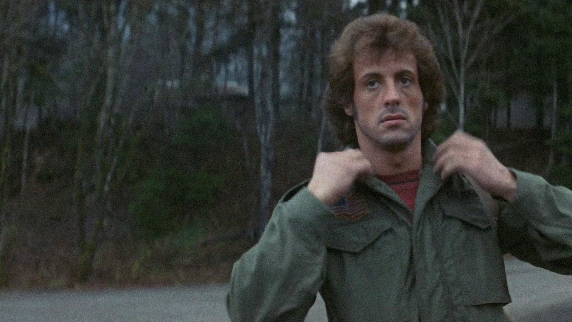 Where was Rambo First Blood Filmed?