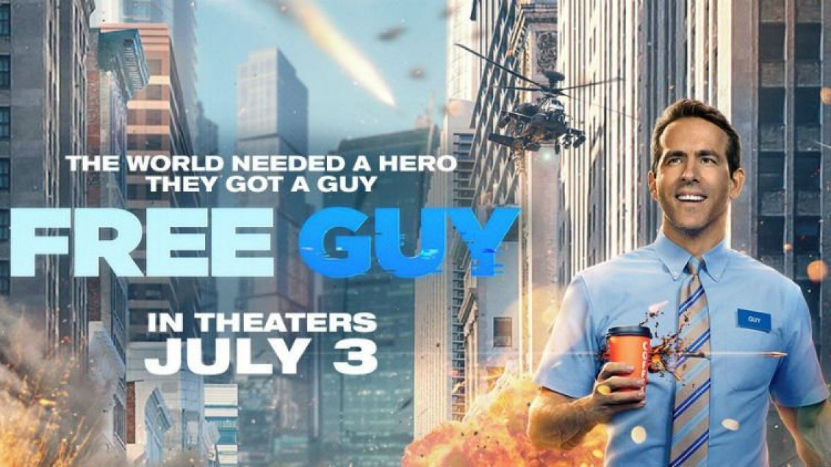 Where Was Free Guy Movie Filmed?
