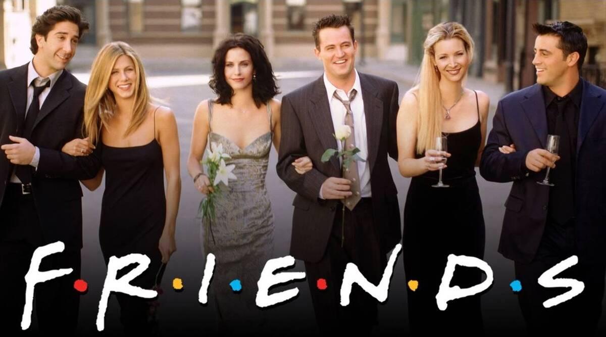 Ross and Rachel dating