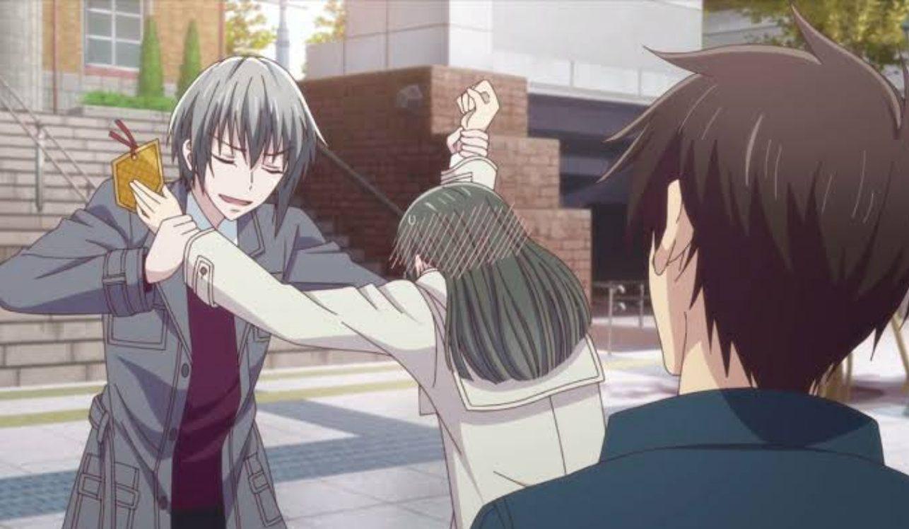 Yuki and Machi