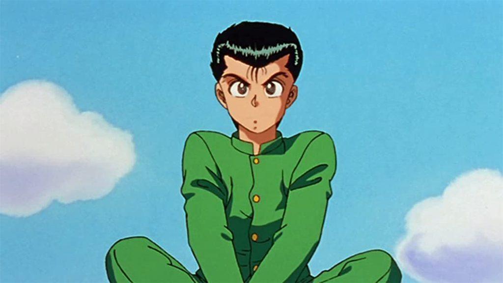 Yu Yu Hakusho, anime like JoJo