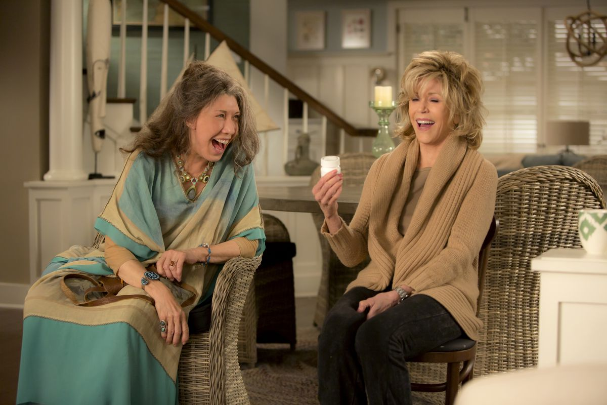 grace and frankie ending