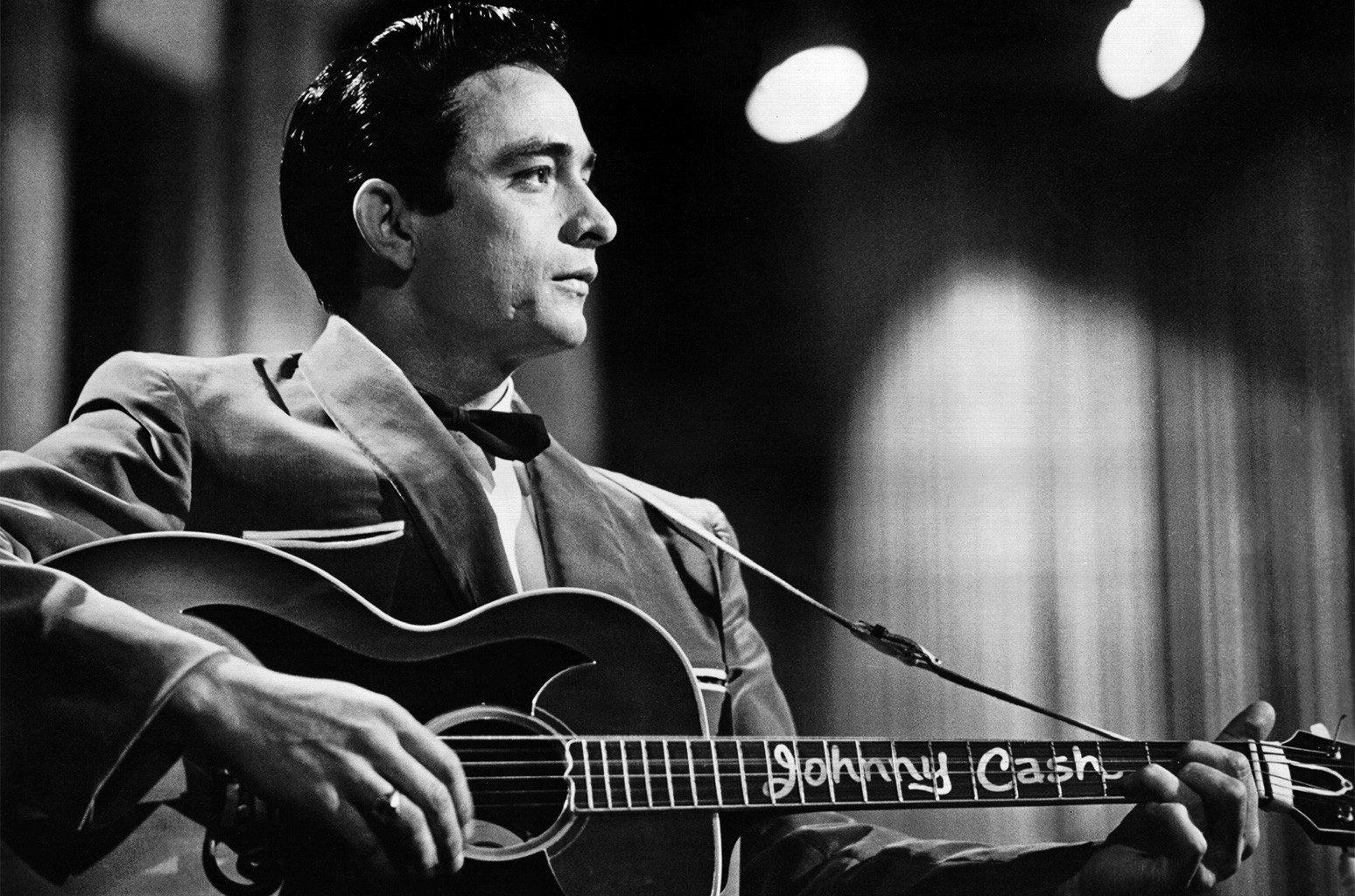 Johnny Cash Death