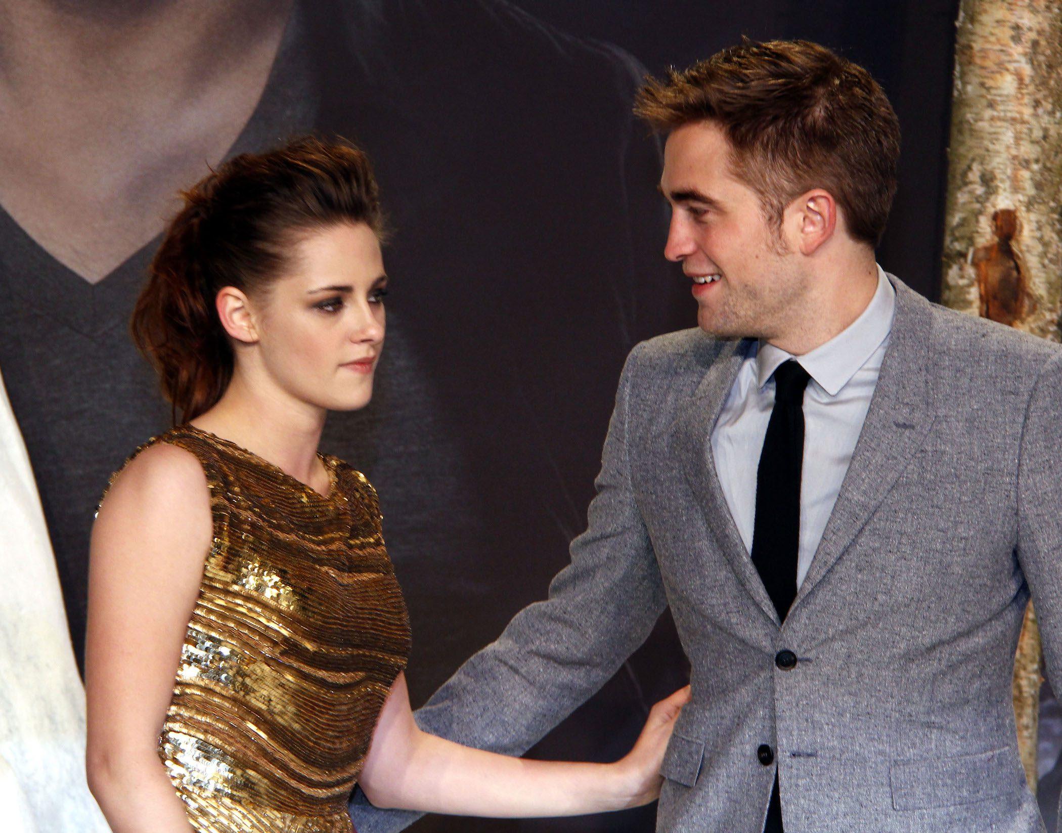 Kristen and Robert breakup