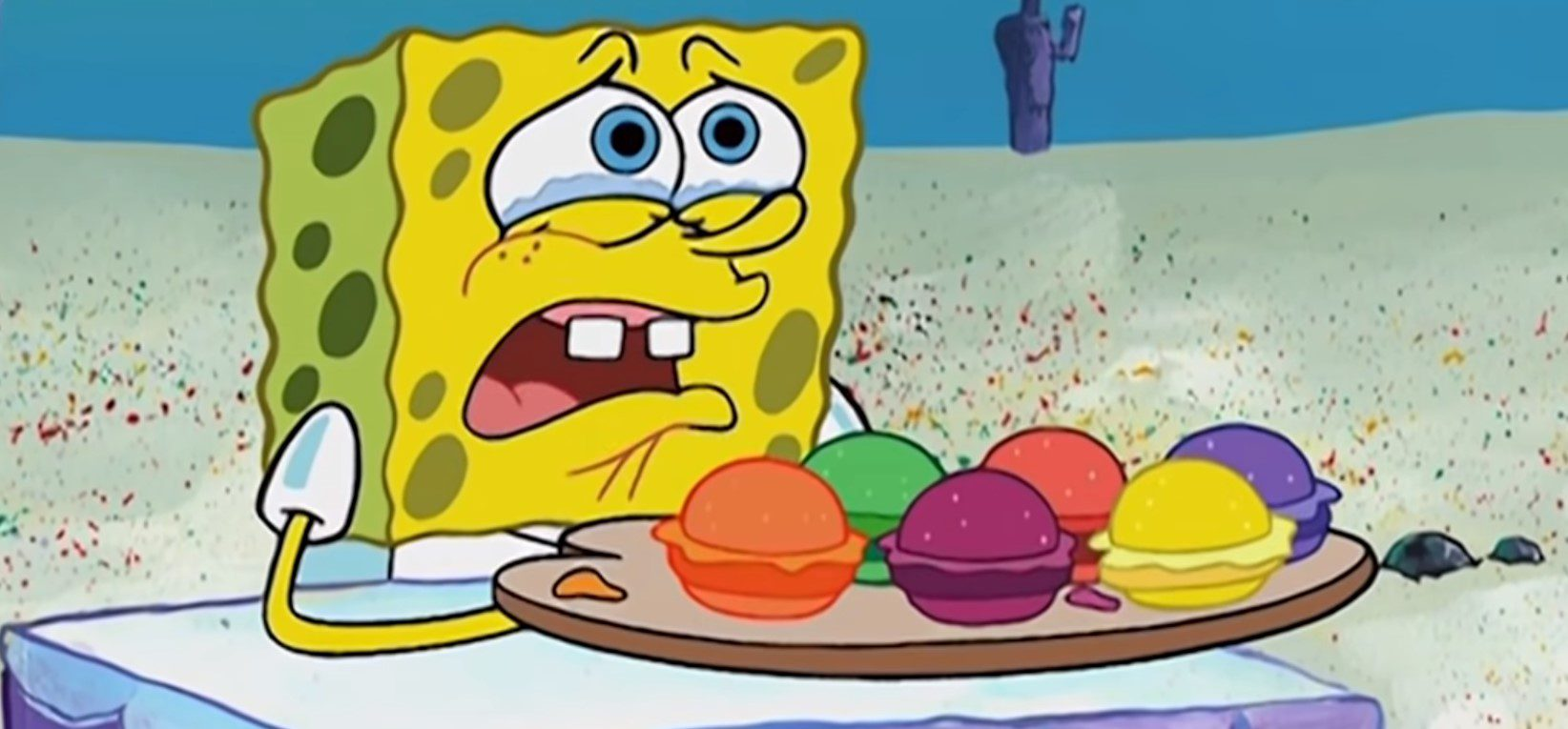 Krabby Patty Secret Ingredient