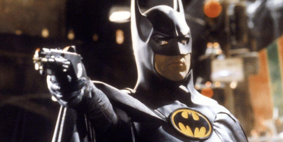 Michael Keaton, Batman 1989