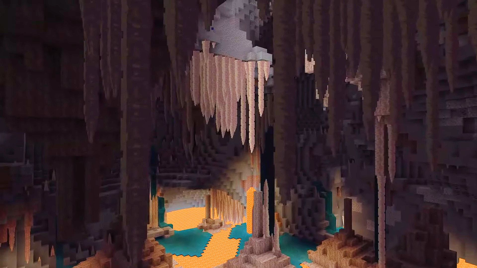 Minecraft Caves And Cliffs Update Part 2 Release Date