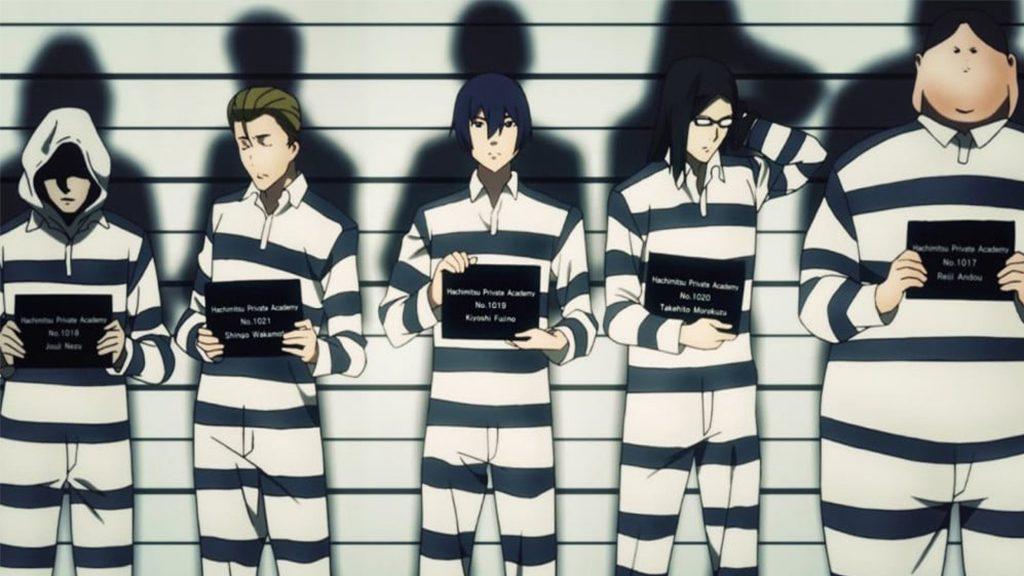 Prison School, Anime like Kakegurui