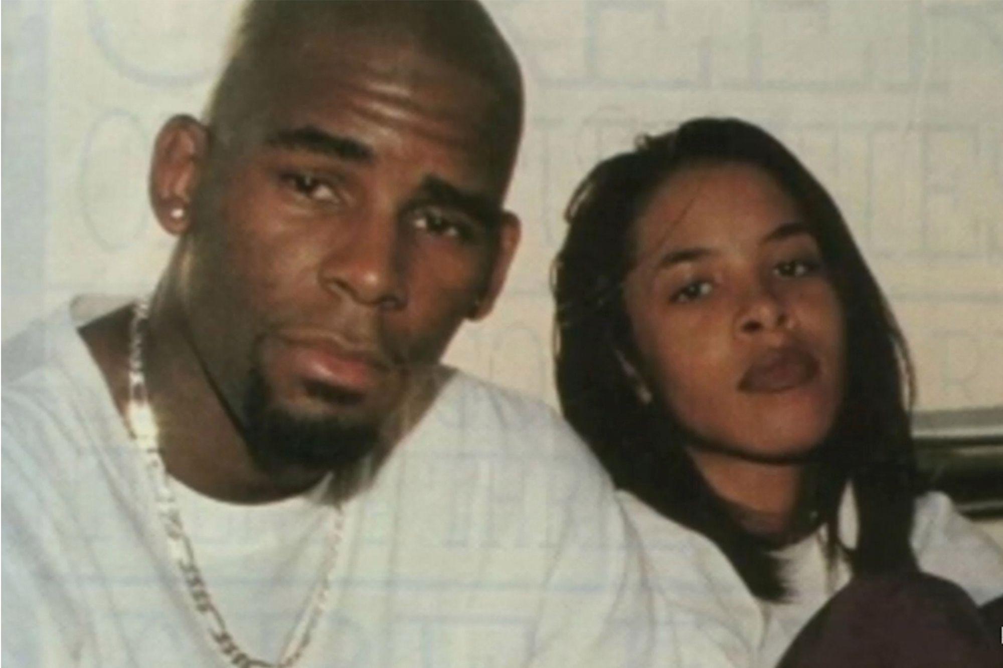 Aaliyah Pregnancy