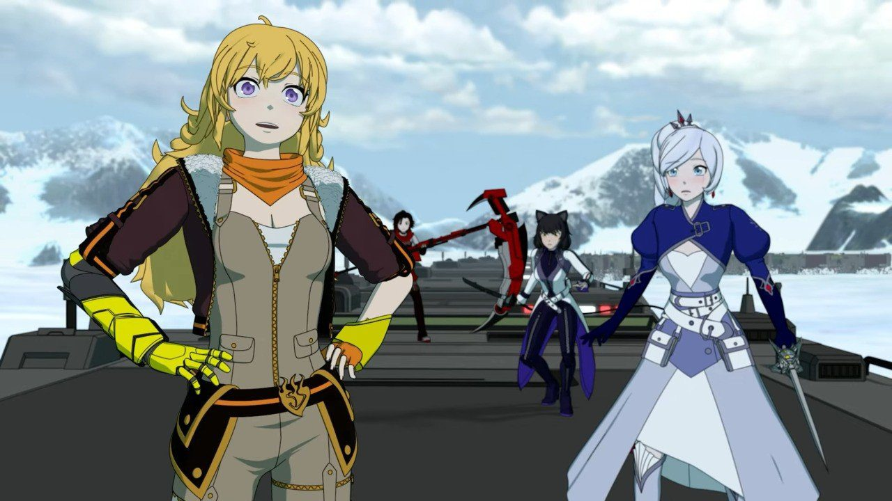 RWBY Volume 9 Release Date and Updates