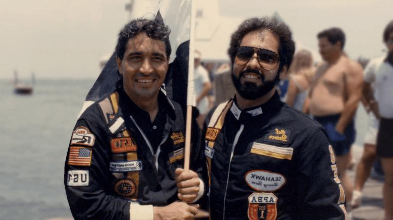 Willie Falcon And Sal Malguta