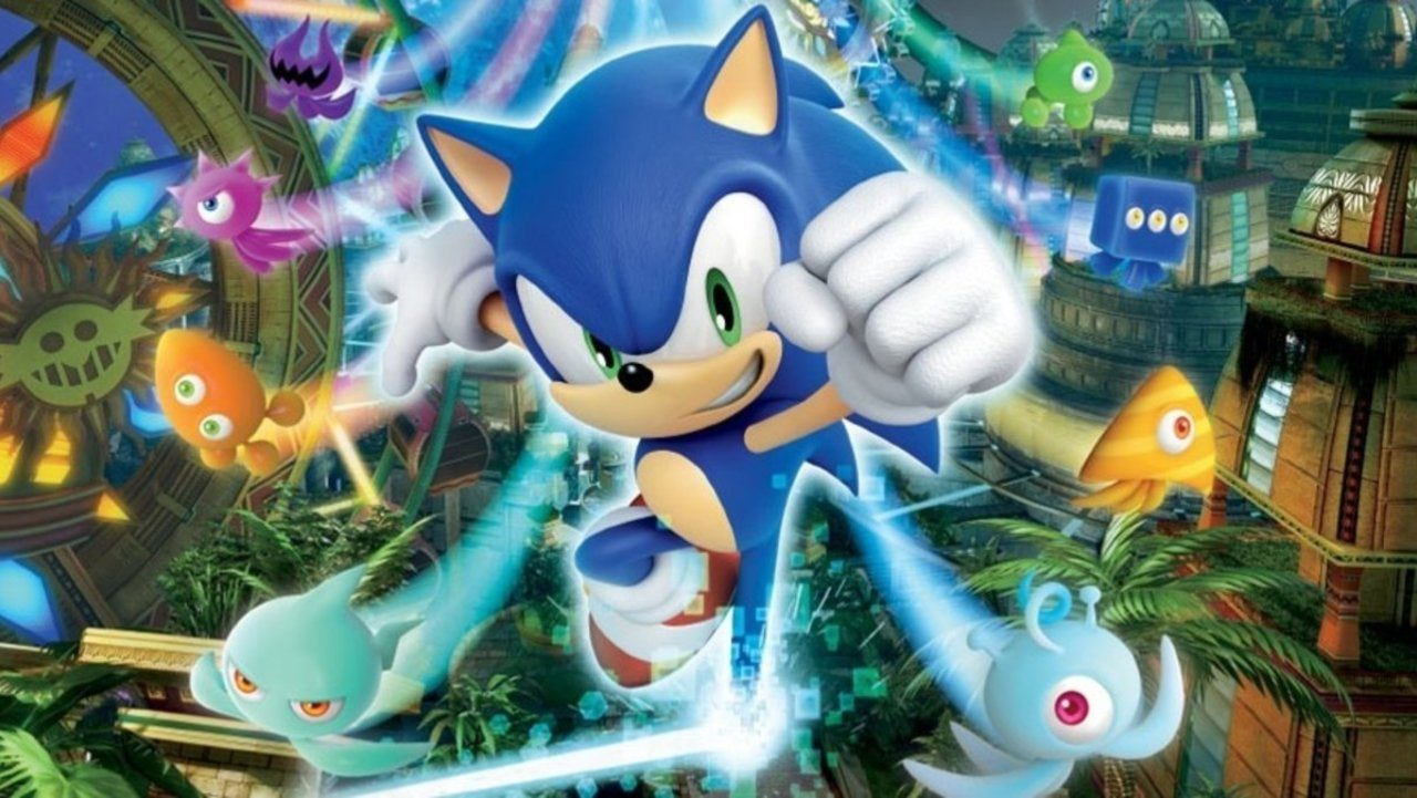 Sonic Colors More About