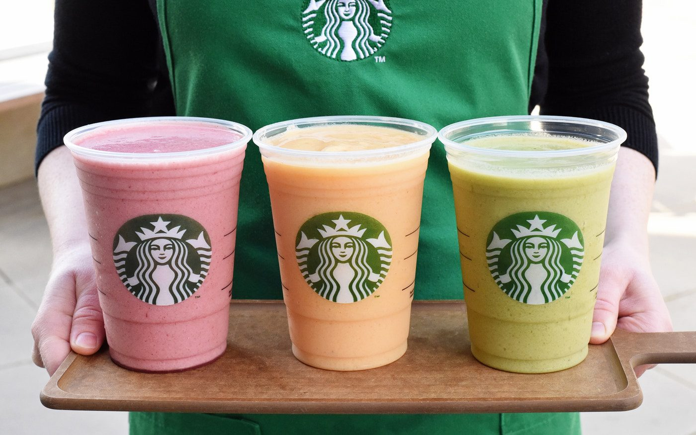 More About Starbucks