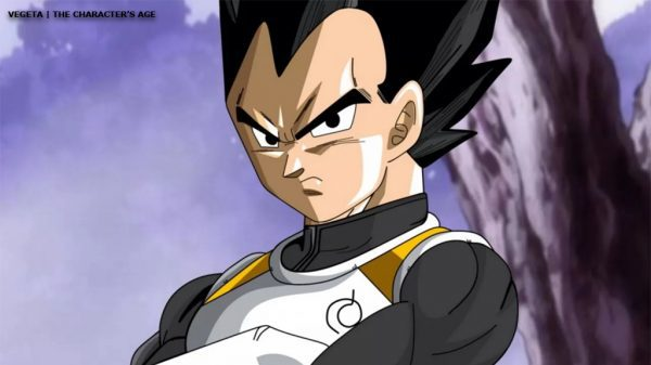 How Old is Vegeta in Dragon Ball Super