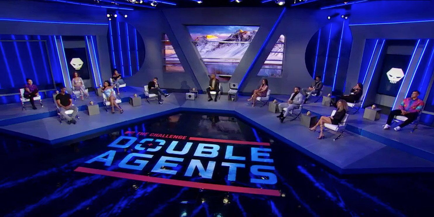 Where is The Challenge: Double Agents filmed?