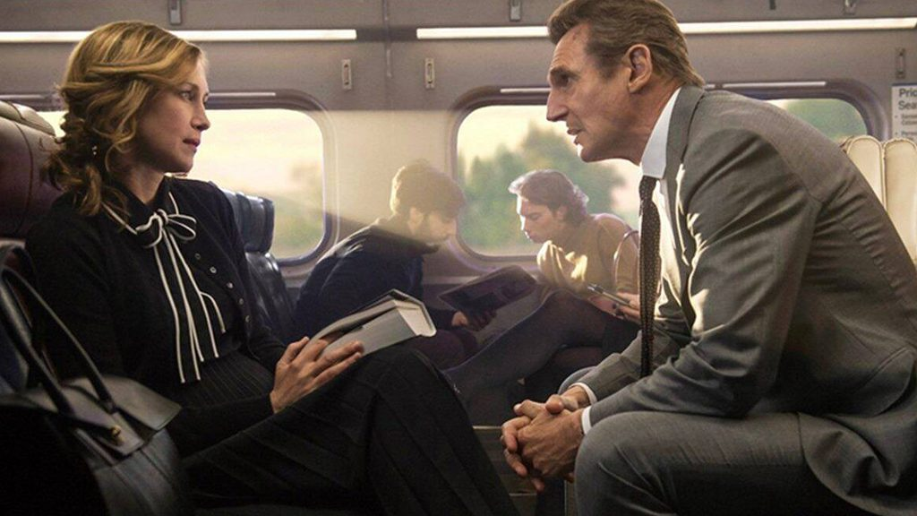 The Commuter Ending