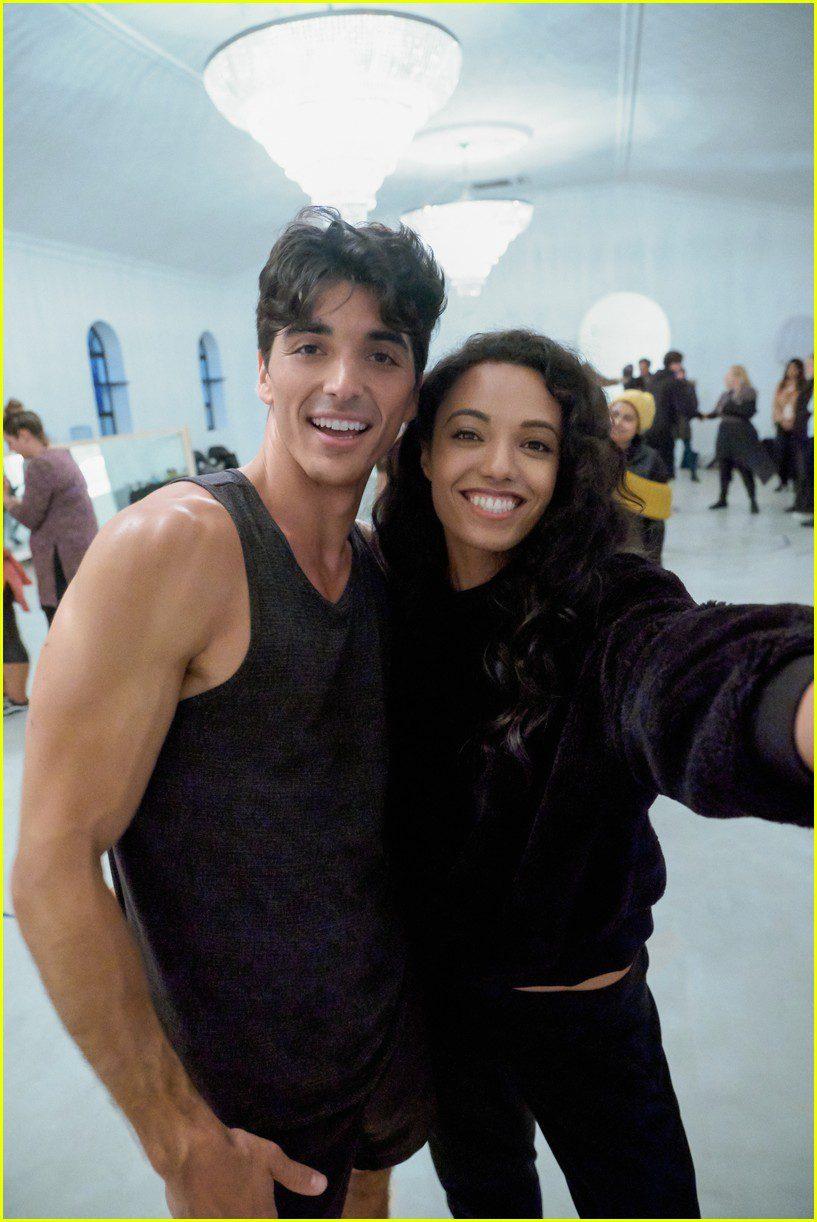 Taylor Zakhar Perez dating