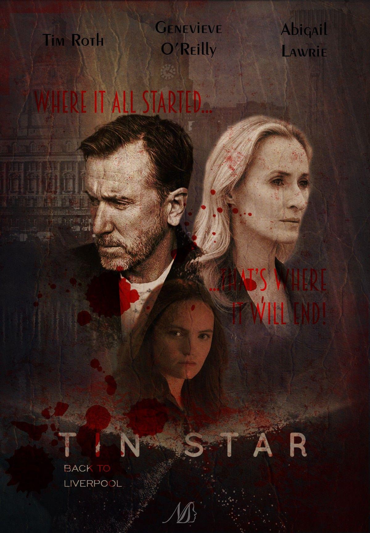 Where is Tin Star filmed