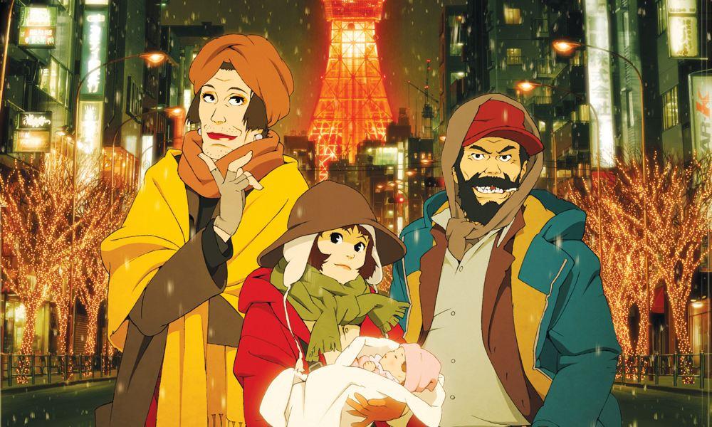 anime to watch on christmas