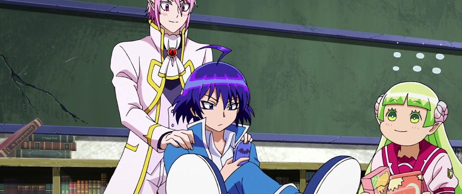 Iruma and Azz