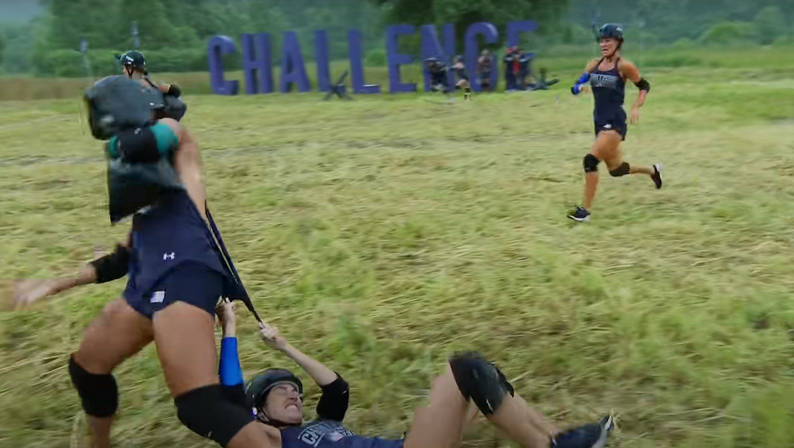 Where is the New Challenge filmed?