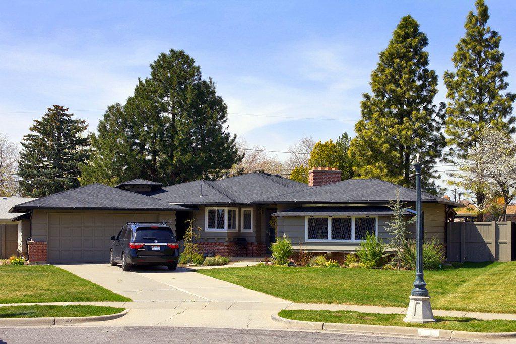 Smalls' house were filmed in Salt Lake City