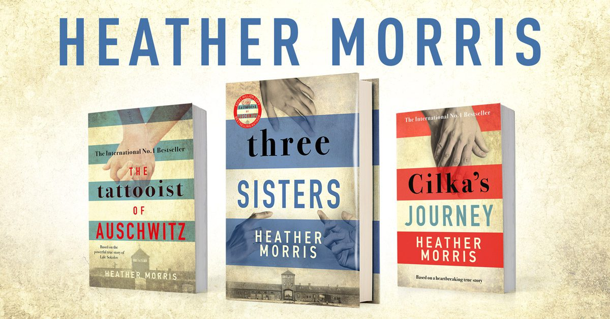 Three Sisters by Heather Morris Novel Release Date