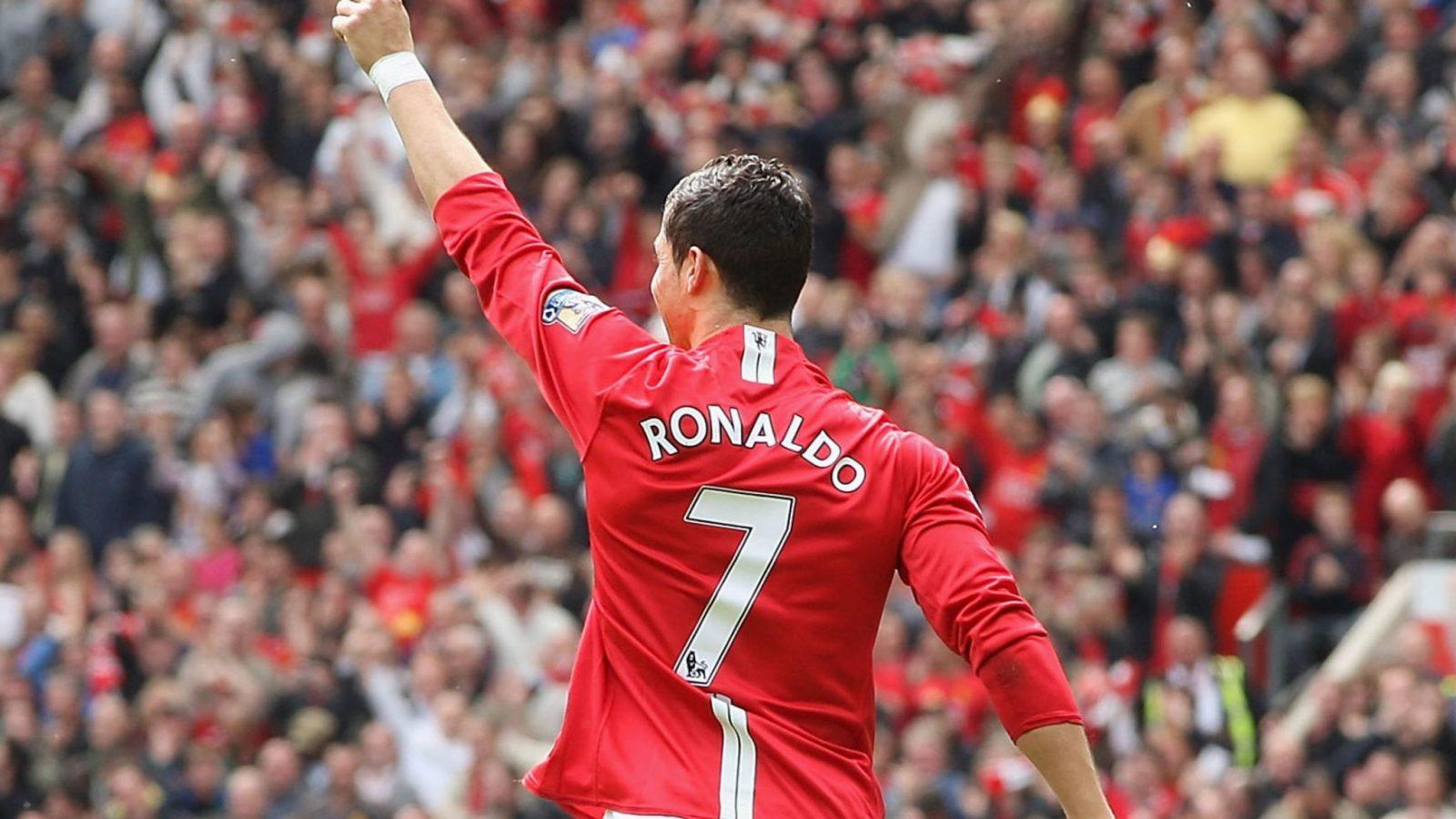 Cristiano Ronaldo Debut: His Key stats at Manchester United